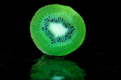 Kiwi demi Photo libre de droits