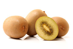 Kiwi dorato del kiwifruit/ fotografia stock
