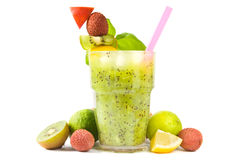 Kiwi drink stock photography