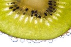 Kiwi efervescente Imagenes de archivo