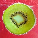 Kiwi el chispear Fotografía de archivo libre de regalías