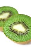 Kiwi frais découpé en tranches Image libre de droits
