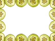 Kiwi frame Stock Photography