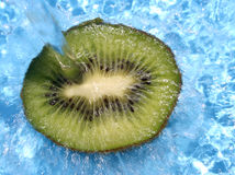Kiwi Fresh. Kiwi fruit loking fresh Stock Photo