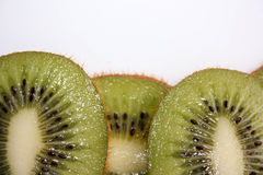 Kiwi frisch foto lizenzfreies stockbild