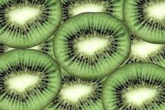 Kiwi-Frucht-Hintergrund Lizenzfreies Stockfoto