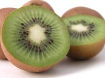 Kiwi fruit. Study - fresh and ready to eat royalty free stock photos