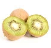 Kiwi Fruit. Isolated on white background Royalty Free Stock Image