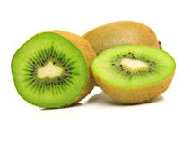 Kiwi fruit 2 Royalty Free Stock Images