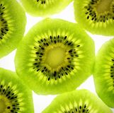 Kiwi fruit. Close up on Kiwi fruit Royalty Free Stock Images