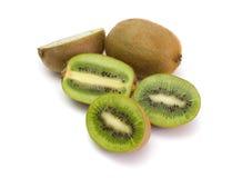 Kiwi fruit. Kiwi isolated on white background stock images