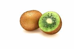 Kiwi Fruit. Illustration of 3d image of kiwi fruit against white background Stock Image