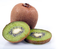 Kiwi Fruit Royalty-vrije Stock Foto's