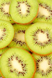Kiwi fruit background Royalty Free Stock Images
