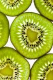 Kiwi fruit background. Kiwi fruit with white background Royalty Free Stock Image