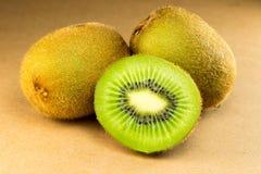 Kiwi fruit  background. Royalty Free Stock Photography