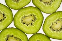 Kiwi fruit background Royalty Free Stock Photos