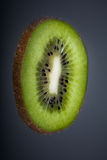 Kiwi fruit. Close up on a kiwi fruit Royalty Free Stock Photo
