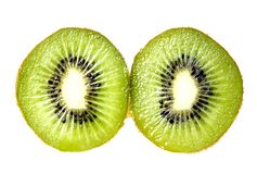 Kiwi Fruit Close-Up Royalty Free Stock Photography