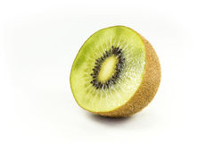Kiwi Fruit. Close up on a kiwi fruit Stock Image