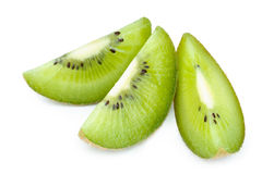 Kiwi Fruit Close Up  Stock Photos