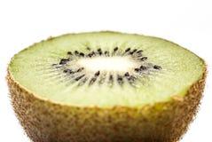 Kiwi Fruit con fondo bianco Fotografie Stock Libere da Diritti