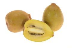 Kiwi Fruit dorato Immagine Stock Libera da Diritti