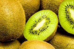 Kiwi Fruit fresco Fotografia Stock Libera da Diritti
