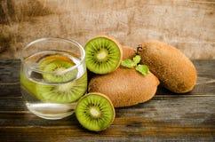 Kiwi fruit Stock Photography