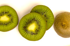Kiwi Fruit. Full of vitamin C - close-up Stock Images