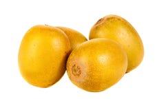 Kiwi fruit, gold kiwi Royalty Free Stock Photos