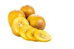 Kiwi fruit, gold kiwi Royalty Free Stock Image
