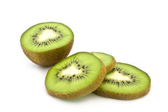 Kiwi fruit green juice Stock Photo