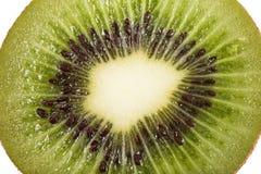Kiwi fruit inside with seeds Royalty Free Stock Image