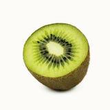 Kiwi03. Kiwi fruit on isolate background Stock Photos