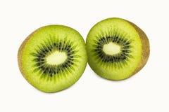 Kiwi01. Kiwi fruit on isolate background Royalty Free Stock Photography