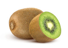 Free Kiwi Fruit Isolated On White Background Royalty Free Stock Photos - 91966458