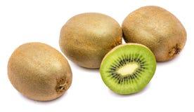 Kiwi fruit isolated Royalty Free Stock Image