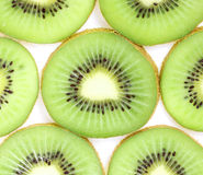 Kiwi fruit isolated Stock Photo