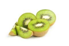 Kiwi fruit isolated on white background. Stock Photography