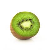 Kiwi fruit. Isolated on white background stock photography