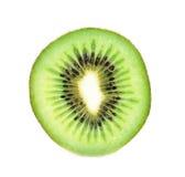 Kiwi fruit isolated Stock Photos