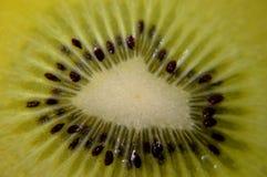 Kiwi Fruit. Close-up Background Stock Images