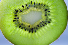 Kiwi fruit. macro, soft focus Royalty Free Stock Photos