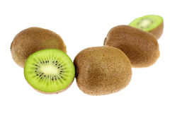 The kiwi fruit Royalty Free Stock Photo