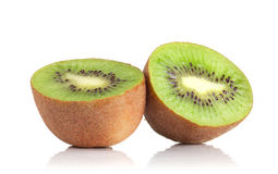 Kiwi fruit ripe Stock Photo