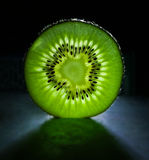Kiwi Fruit Slice Royalty Free Stock Image