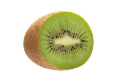 Kiwi fruit slice Stock Image