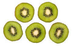 Free Kiwi Fruit.  Slice Of Fresh Kiwi Fruit Stock Photos - 113298873