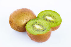Kiwi fruit slice Royalty Free Stock Photography